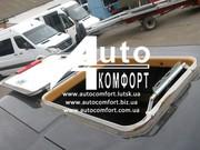 Люк автомобильный,  металлический,  60х75,  с АВ и полным открытием