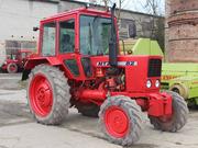 Трактор МТЗ 82!
