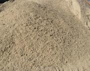 Пісок річковий в мішках 50 кг доставка Луцьк