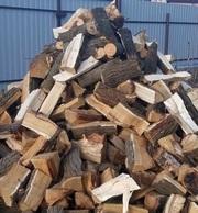 Дрова колоті,  дрова твердих порід Луцьк торфобрикет ціна