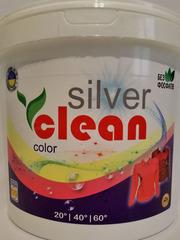 Стиральный порошок Silver Clean 10kg Color,  Universal