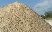 Продаж пісок луцьк доставка пісок річковий митий в Луцьку