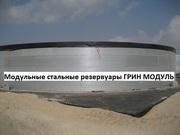 Вертикальный стальной резервуар РВС 300 м3