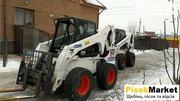 Оренда Bobcat в Луцьку Надання послуг по плануванню земельних ділянках