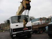 Автокран МАЗ КС-3577-4