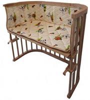 Продам / здам в оренду прикроватную кроватку в г. Луцк